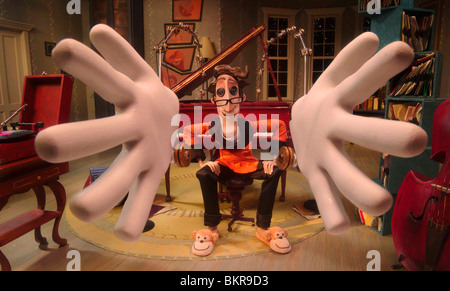CORALINE (2009) OTHER FATHER (CHARACTER) HENRY SELICK (DIR) 003 - Stock Photo