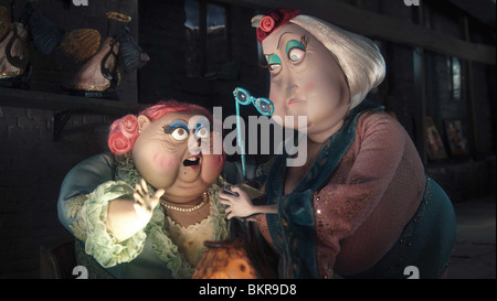 CORALINE (2009) MISS SPINK, MISS FORCIBLE (CHARACTER) HENRY SELICK (DIR) 004 - Stock Photo