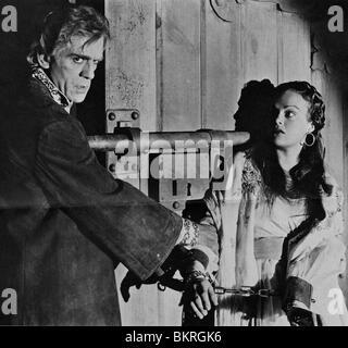 THE BLACK ROOM (1935) BORIS KARLOFF, KATHERINE DE MILLE ROY WILLIAM NEILL (DIR) 001 - Stock Photo