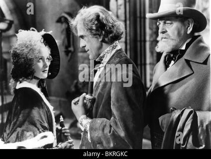 THE BLACK ROOM (1935) BORIS KARLOFF, MARIAN MARSH, THURSTON HALL ROY WILLIAM NEILL (DIR) 002 - Stock Photo