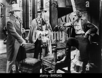 THE BLACK ROOM (1935) BORIS KARLOFF, ROBERT ALLEN, THURSTON HALL ROY WILLIAM NEILL (DIR) 003 - Stock Photo