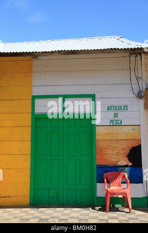 San Juan del Sur, Nicaragua, Central America - Stock Photo