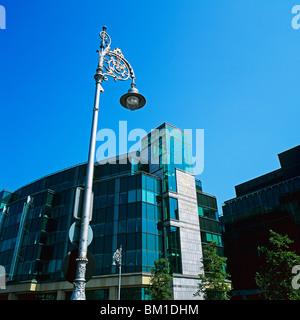 AIB ALLIED IRISH BANK INTERNATIONAL CENTER HEADQUARTERS BUILDING DUBLIN IRELAND - Stock Photo