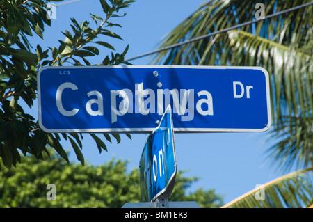 Captiva Island, Gulf Coast, Florida, United States of America, North America - Stock Photo