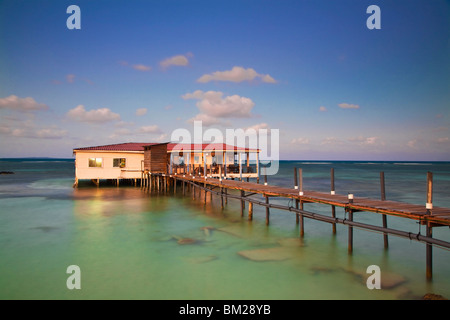 Anastasia by the Sea, Corn Island Marine Park, Big Corn Island, Corn Islands, Nicaragua - Stock Photo