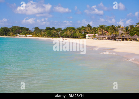 Southwest Bay, Big Corn Island, Corn Islands, Nicaragua - Stock Photo
