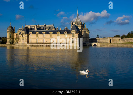 Chantilly, Picardie, Ile de France, France - Stock Photo