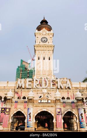 Sultan Abdul Samad Building, Merdeka Square, Kuala Lumpur, Malaysia, Southeast Asia - Stock Photo