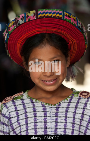 Santiago Atitlan, Lake Atitlan, Guatemala - Stock Photo