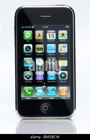 iPhone 3g s - Stock Photo