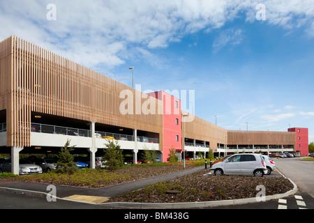 four storey Multi-Storey Car Park