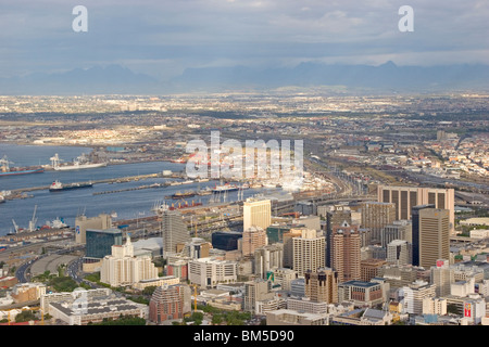 Cape Town - South Africa - Stock Photo