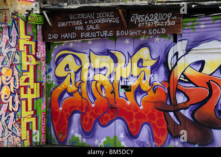 Second hand furniture shop London England UK Stock Photo, Royalty ...