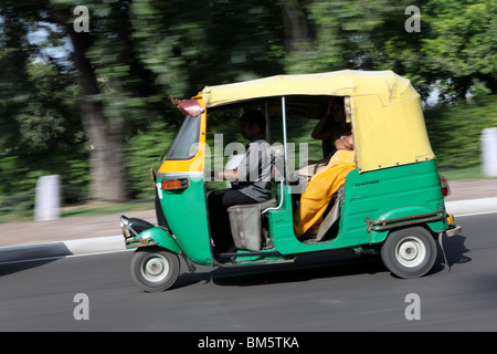 tuk tuks auto rickshaws in the streets of shekhawati rajasthan stock photo royalty free. Black Bedroom Furniture Sets. Home Design Ideas