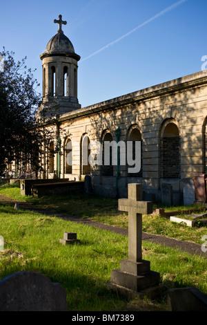 Brompton Cemetery - Stock Photo