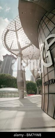 ION Shopping Center Singapore - Stock Photo