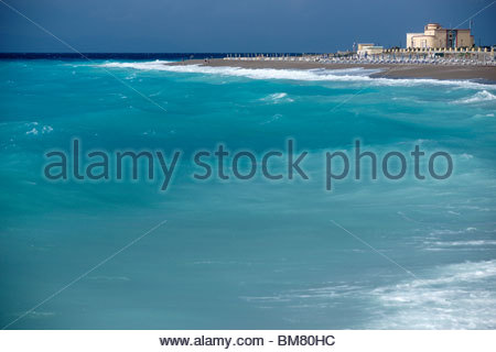 Aquarium Rhodes Greece - Stock Photo
