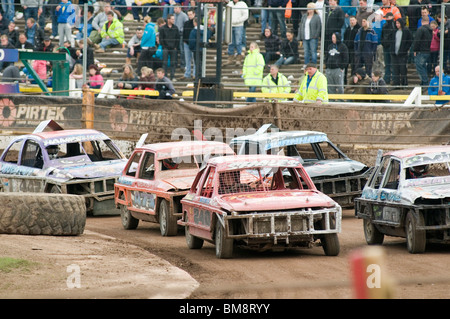 Stock Car Racing Race Cars Full Contact Racers Shale Track Uk