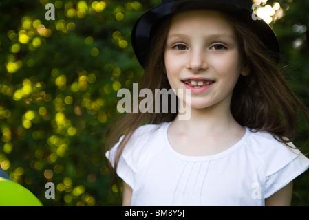Girl, portrait - Stock Photo