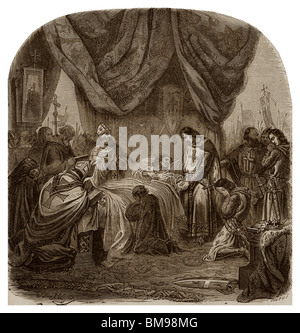 On the 25th August 1270, victim of plague, Saint-Louis died in Tunis during the Eighth Crusade.