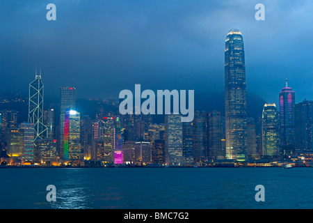 Central Business District, Hong Kong, SAR of China - Stock Photo