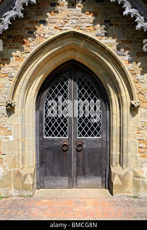 St John the Evangelist Wotton Church Surrey, England, UK - Stock Photo