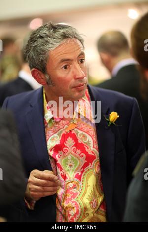 Matthew Rice ,husband of Emma Bridgewater - Stock Photo