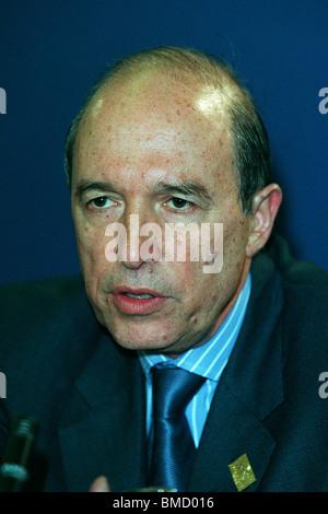 COSTAS SIMITIS PRIME MINISTER OF GREECE 07 April 1998 - Stock Photo