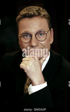 GUIDO WESTERWELLE GERMAN FOREIGN MINISTER 21 July 1999 - Stock Photo