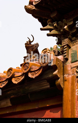 Details Of Forbidden City Palace Museum Gugong Beijing