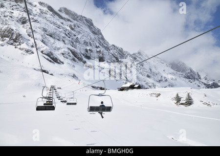 Engelberg, Switzerland - Stock Photo