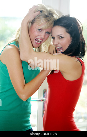 Pregnant watch teenage girls fighting tits jizz gif