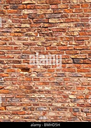 Brick wall - texture - Stock Photo
