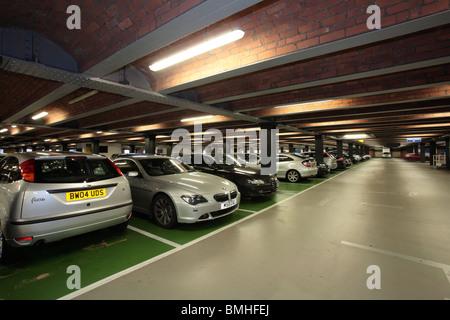 Basildon Multi Storey Car Park