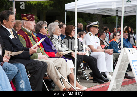 A Day of Remembrance - Memorial Day 2010. - Stock Photo