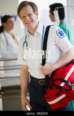 Paramedic - Stock Photo
