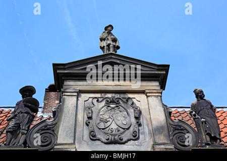 Frans Hals Museum, Haarlem, Netherlands - Stock Photo