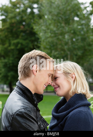 Love is in the air - Stock Photo