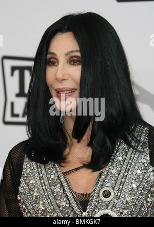 CHER TV LAND PRESENTS THE AFI LIFE ACHIEVEMENT AWARD HONORING MIKE NICHOLS CULVER CITY LOS ANGELES CA 10 June 2010 - Stock Photo