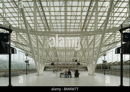 Paris, Flughafen Charles-de-Gaulle - Paris, Aeroport Charles-de-Gaulle - Stock Photo