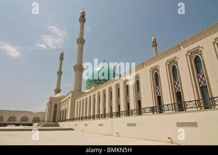 Saparmurat Haji Mosque, Turkmenistan - Stock Photo
