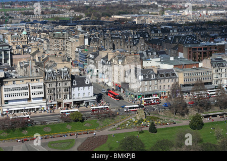 edinburgh,scotland - Stock Photo