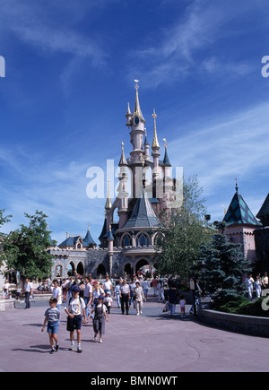 Central Plaza, Day - Stock Photo