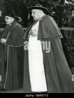 POPE JOHN PAUL XXIII  ( 1881-1963) - Stock Photo