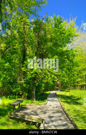 Gambrill Mill Trail, Monocacy National Battlefield Park, Frederick ...
