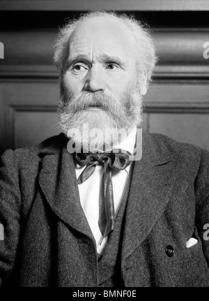 Photo c1909 of Scottish socialist James Keir Hardie (1856 - 1915) - first Independent Labour MP and first Labour - Stock Photo