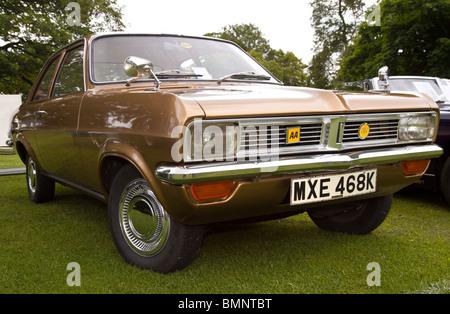 Vauxhall Viva HC classic car - Stock Photo