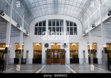 PSK Otto Wagner's Postsparkasse, Vienna, Austria - Stock Photo
