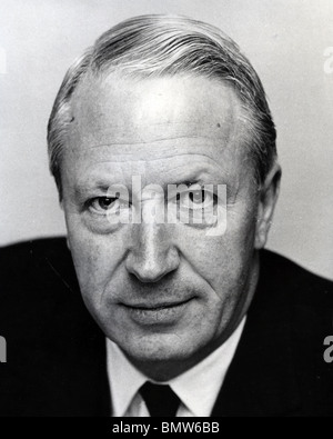 EDWARD HEATH - UK Conservative politician in 1966 - Stock Photo