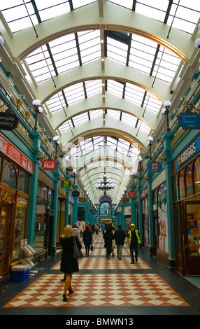 Great Western Arcade central Birmingham England UK Europe - Stock Photo